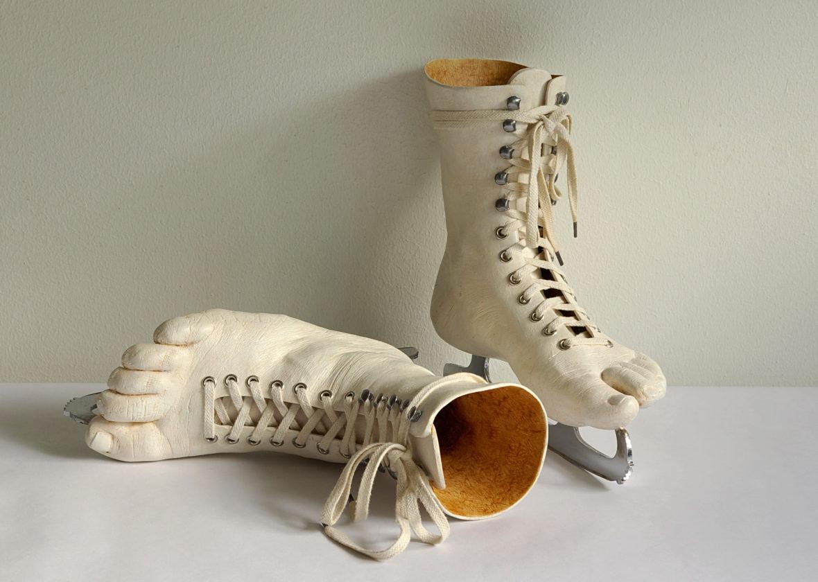 Sarjasta Anatomisia kenkiä: Luistimet
