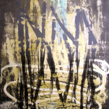 Name of the work: Unohdettu reitti