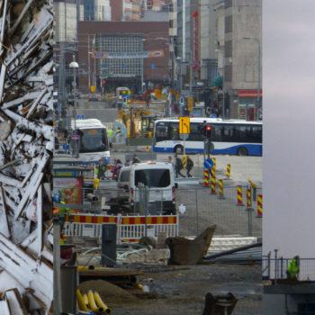 Teoksen nimi: Tampere 2018