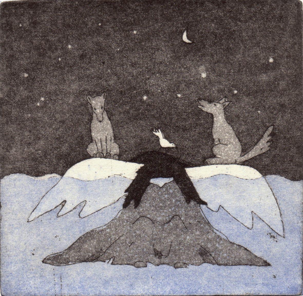Saarenhaltija, Island's fairy
