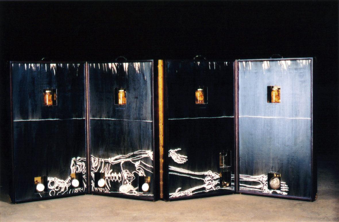 PYHÄINJÄÄNNÖSLIPAS, 1999
