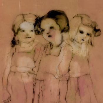 Teoksen nimi: Three Girls