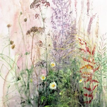 "Name of the work: ""Wild Flowers"""