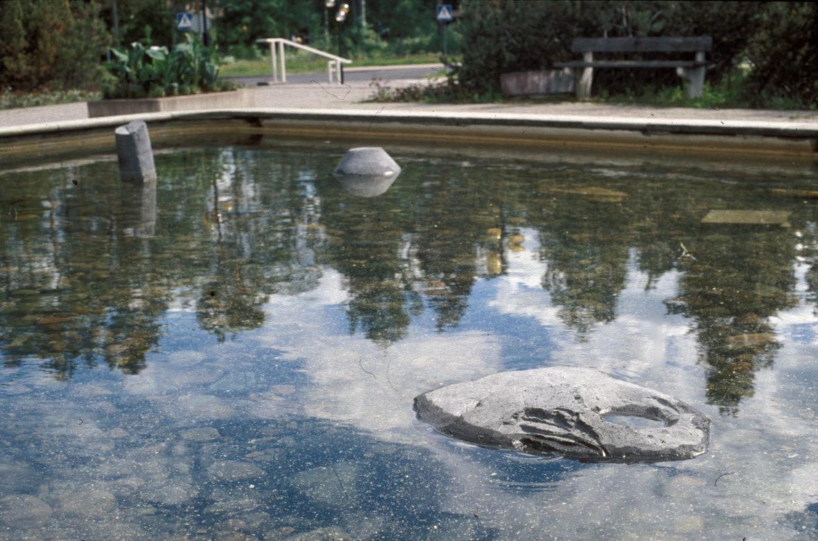 (Vesi)Puutarha