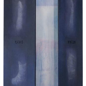 Teoksen nimi: Sisätila (sarjasta Aukeavat tilat) / Interior ( from the series Opening Spaces), 2007–2008