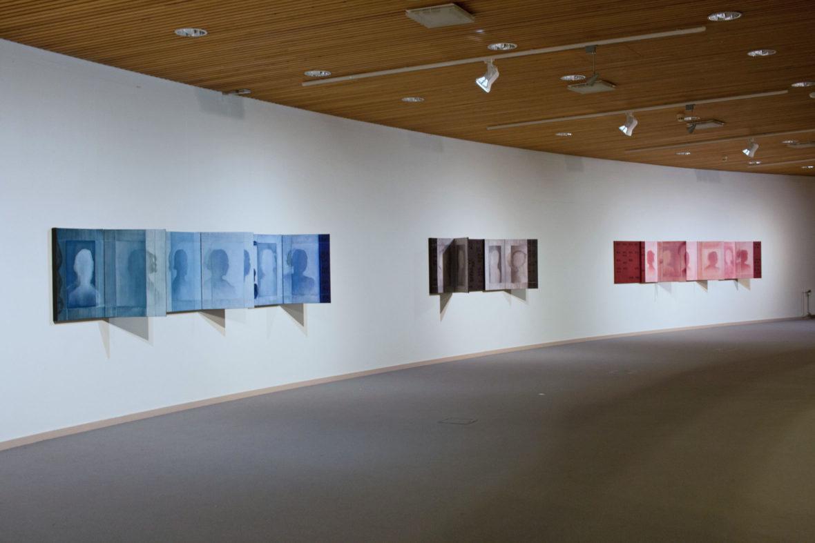 Galleria Valo, Arktikum, Rovaniemi. Sedimented Time (sarjasta / from the series), 2015–2017