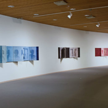 Teoksen nimi: Galleria Valo, Arktikum, Rovaniemi. Sedimented Time (sarjasta / from the series), 2015–2017