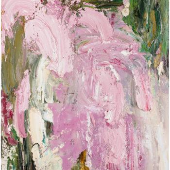 Teoksen nimi: Pink Parasol
