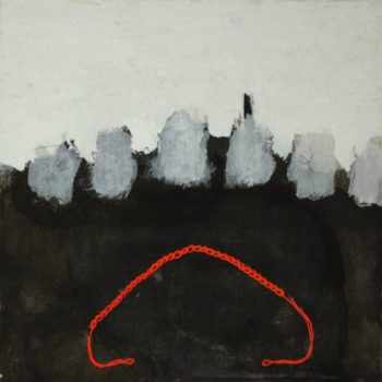 Name of the work: Punainen lanka I