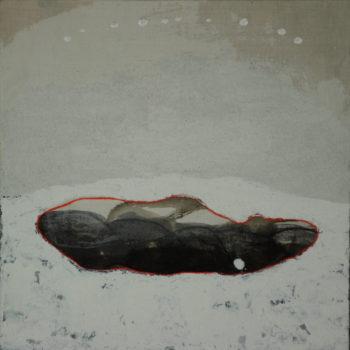 Name of the work: Punainen lanka II