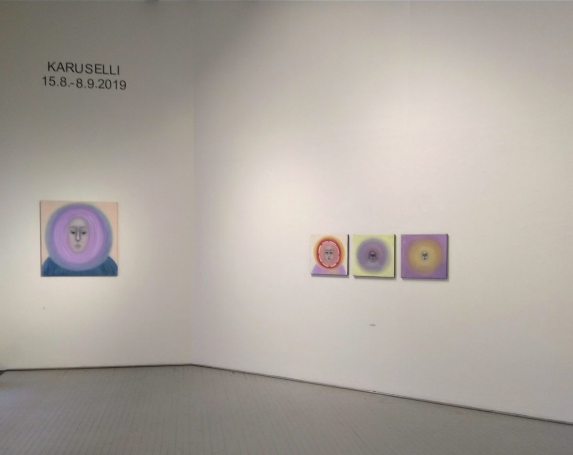Tm-galleria Karuselli näyttelykuva 1