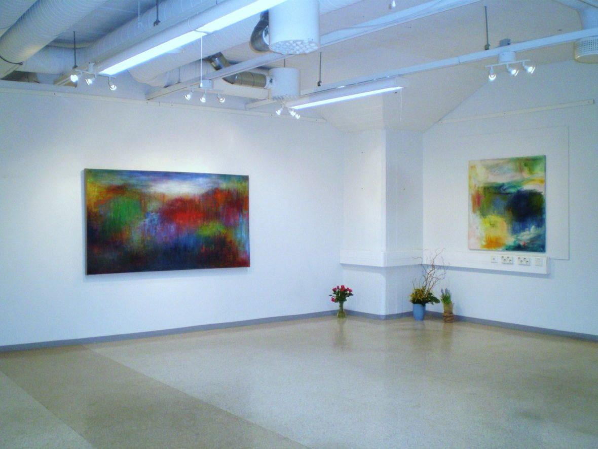 Villi puutarha Galleria 3K 2011