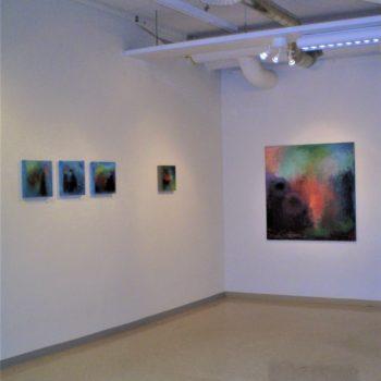Teoksen nimi: Villi puutarha 2011 näyttelykuva