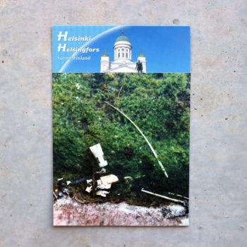 """Teoksen nimi: Oi  Helsinki – sarjasta  """"Aleksanteri  katselee  mietteissään  Itämeren  rantoja"""""""