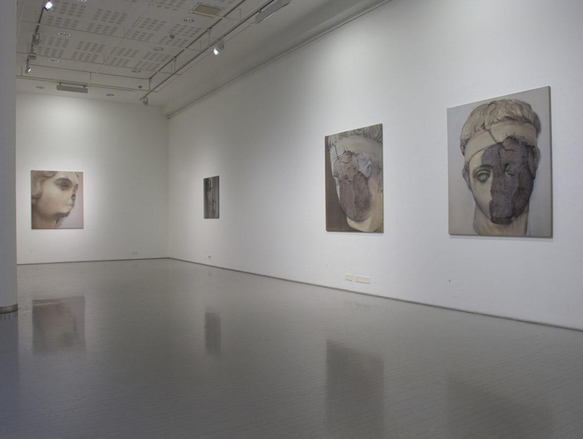 Yksityisnäyttely, Tm-Galleria, Helsinki 2015