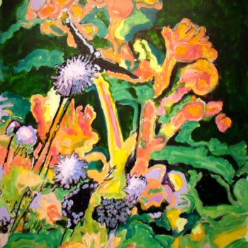 Teoksen nimi: Perhoset ja ohdakkeet