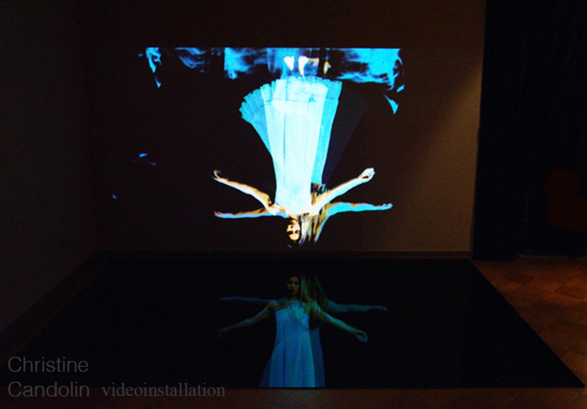 The Dance 2015 / a videoinstallation / The Finland-institute Berlin The Tikanoja Art Museum Vasa Finland The Galleria Lapinlahti Helsinki Finland