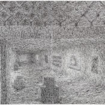 Teoksen nimi: UNDERGROUND MUSEUM – NIGHT