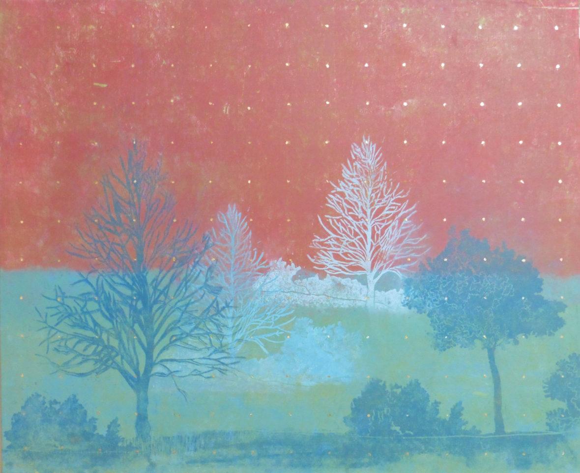 Talvipuutarha VIII/ Wintergarden VIII