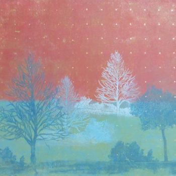 Teoksen nimi: Talvipuutarha VIII/ Wintergarden VIII