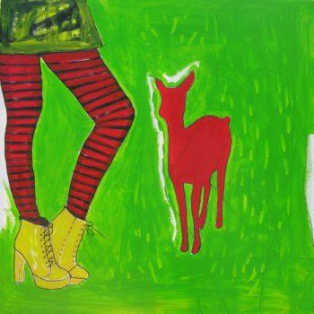 Teoksen nimi: Bampi Love, Bambi Love