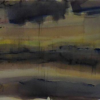 Teoksen nimi: Maisema laulaa XX/Landscape is Singing XX