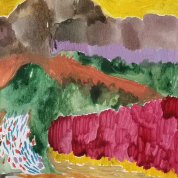 Teoksen nimi: Mountains