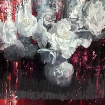 Teoksen nimi: Valkoinen ruusu, osa 1
