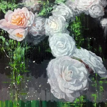 Teoksen nimi: Valkoinen ruusu, osa 2