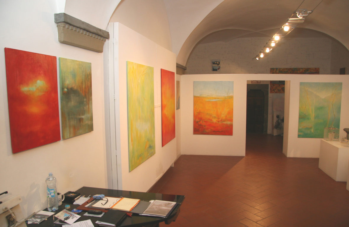 Ken's Art Gallery, Firenze, Italia