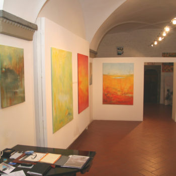 Name of the work: Ken's Art Gallery, Firenze, Italia