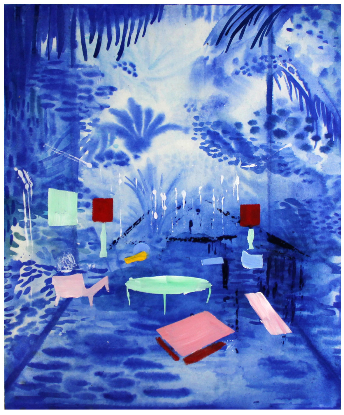 Sininen salonki