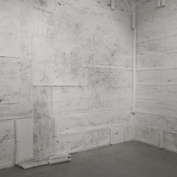Teoksen nimi: Hämärä huone – Dusky Room