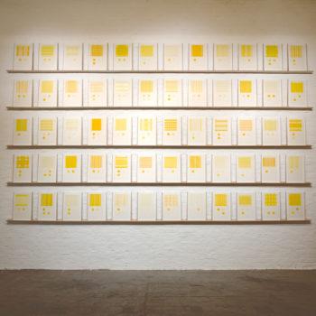 Teoksen nimi: Keltainen arkisto