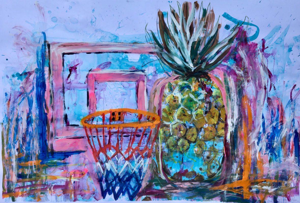 Landscape Ananas 2020