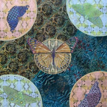 Teoksen nimi: Papiliones et Nocte