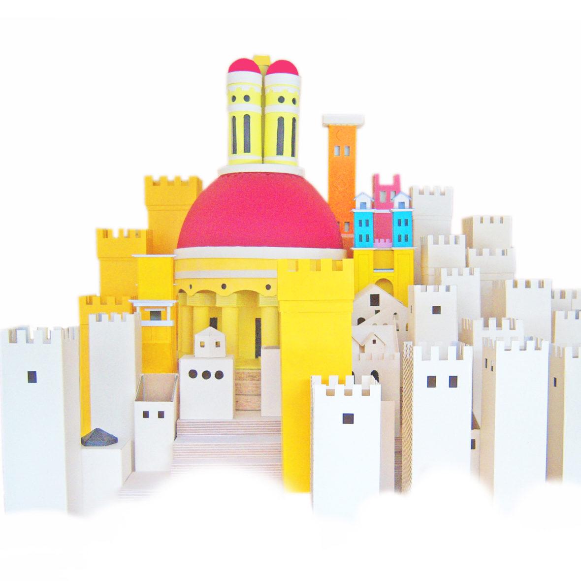 Kaikkihärkä, Jerusalemin temppeli
