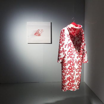 Teoksen nimi: Näkymä näyttelystä Constellations, 2017, ExLab, Helsinki