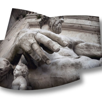 Teoksen nimi: Le Dita, Roma