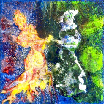 Teoksen nimi: La Danza Macabra IV, 2015
