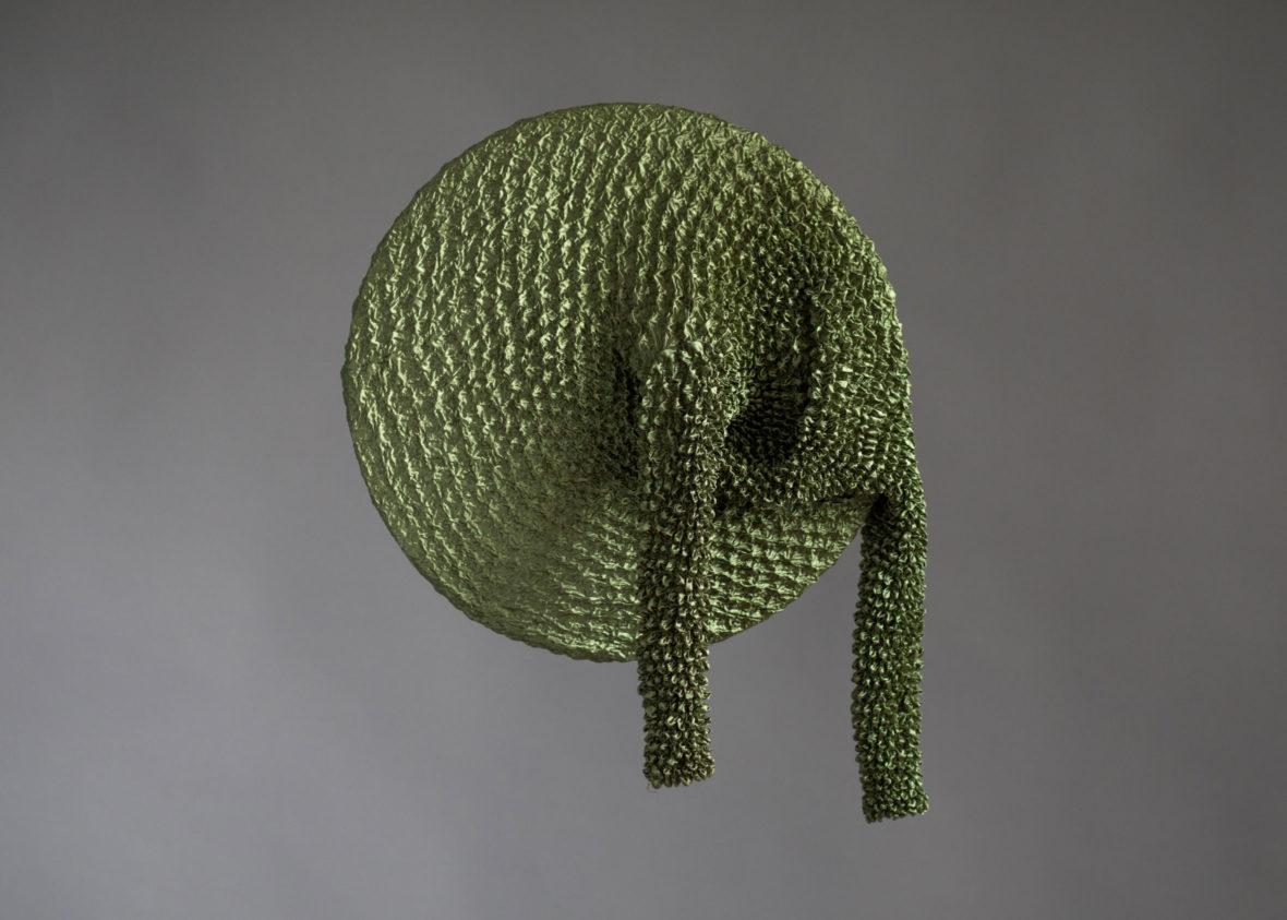 Pyöreä vihreä