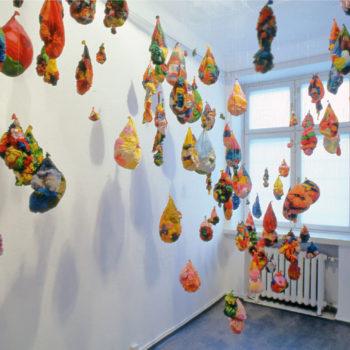 Teoksen nimi: Installaatio 2005
