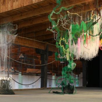 Teoksen nimi: Installaatio 2012
