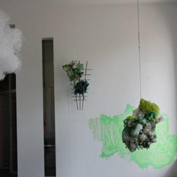 Teoksen nimi: Installaatio 2011