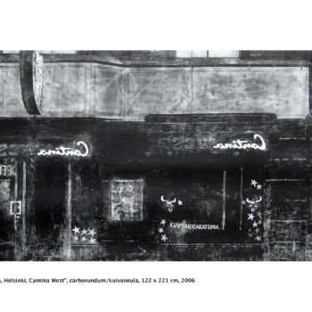 Teoksen nimi: Heijastuksia / Reflections, Helsinki, Cantina West