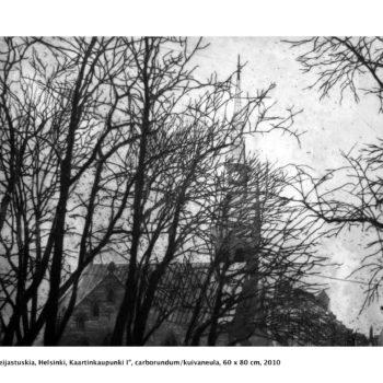 Teoksen nimi: Heijastuksia / Reflections, Helsinki, Kaartinkaupunki I