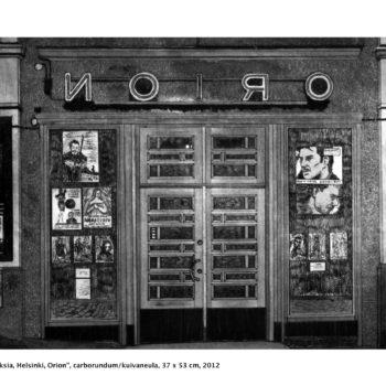 Teoksen nimi: Heijastuksia / Reflections, Helsinki, Orion
