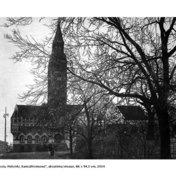 Teoksen nimi: Heijastuksia / Reflections, Helsinki, Kansallismuseo