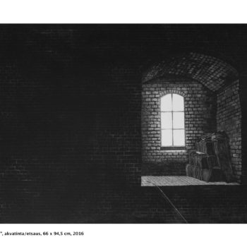 Teoksen nimi: Ikkuna II