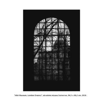 Teoksen nimi: V&A Museum, London Oratory